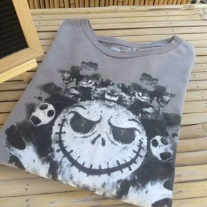 Disney Tim Burton's Jack Skellington T-Shirt